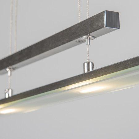 Lampa wisząca Degree stal #designlampa #nowoczesnelampy #lampyled