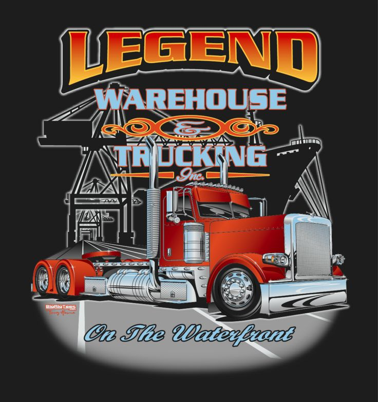Usa truck n s cosas pinterest caricaturas y cosas for Legend motors east 8 mile