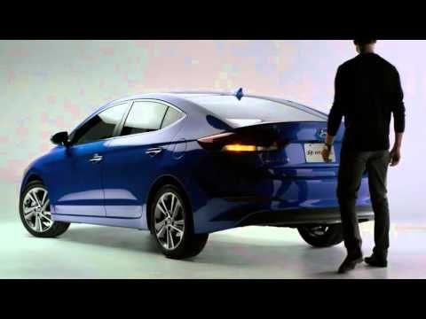 2017 Hyundai Elantra - Review - YouTube