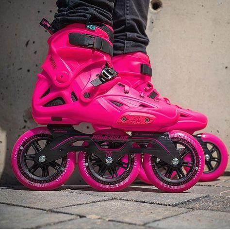 Powerslide Imperial on moooves.com  #moooves #mooovestagram #onlineshop #store #inlineskate #pink #powerslide #imperial #fitness
