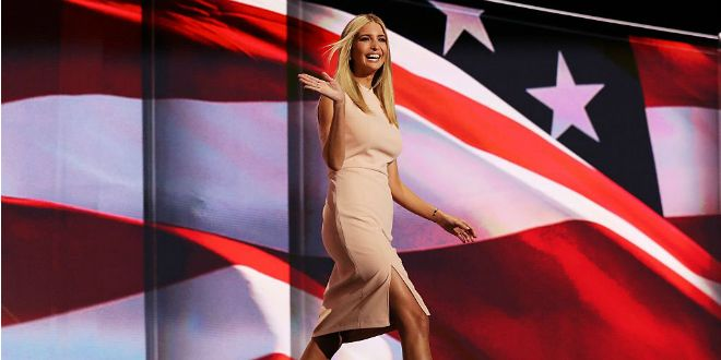Ivanka did some grassroots campaigning for her father in Florida on Friday, assuring Jews that there was no greater friend to Israel.