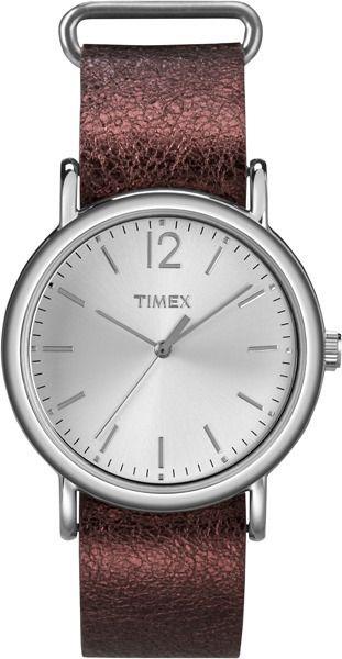Timex Zegarek Weekender Slip Thru T2P341