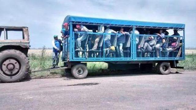 SANTIAGUEÑOS ESCLAVIZADOS EN UN CAMPO DE MAIZ EN SANTA FE   Santiagueños esclavizados en un campo de maíz en Santa Fe Un peón golondrina santiagueño alertó por teléfono a la Uatre y permitió que fuera rescatado junto a otros 47 comprovincianos que trabajaban en malas condiciones en un campo de Hughes departamentoGeneral López Santa Fe. Hicimos inspecciones en la localidad de Hughes y nos encontramos con 47 trabajadores mayores y un menor que realizaban tareas de desflore de maíz. Es…