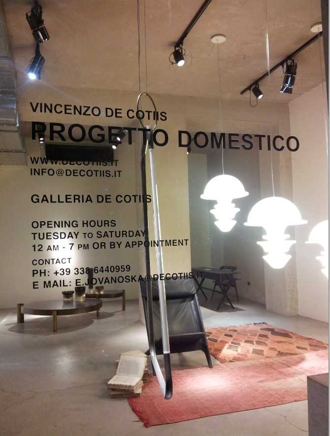 a design art gallery that I liked