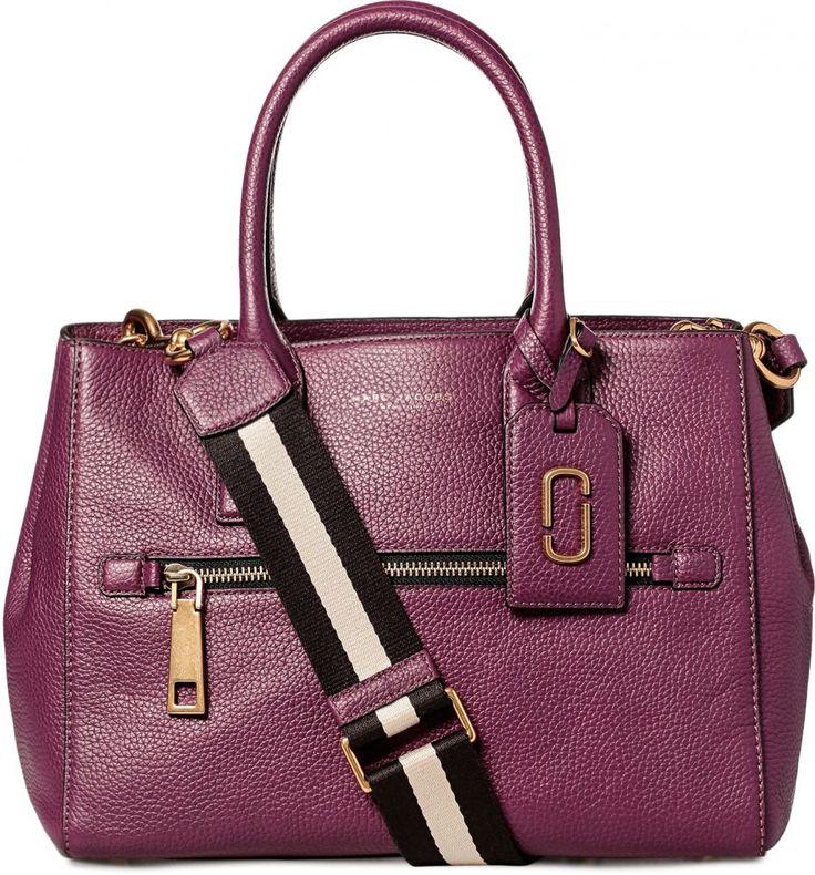 Buy Marc Jacobs M0008898-510-Goam City Tote Bag for Women - Iris - Handbags | KSA | Souq