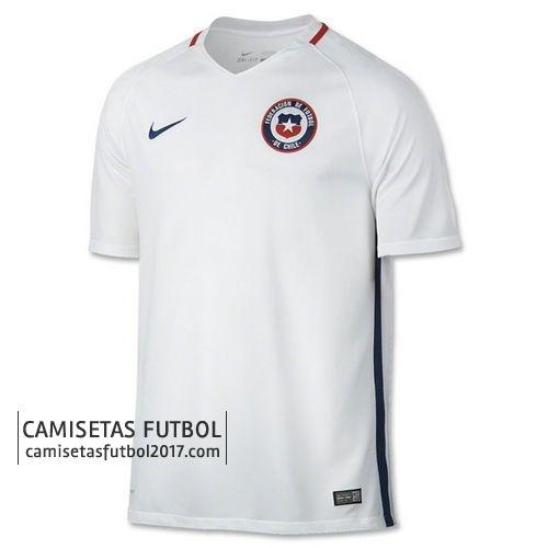 Segunda camiseta de tailandia chile copa america 2016 19,9€