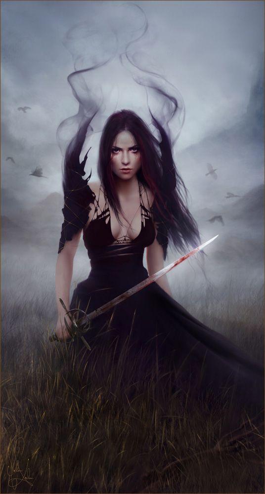 The Morrígan - The Phantom Queen