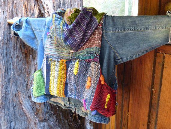 A Fun Saori hooded vest