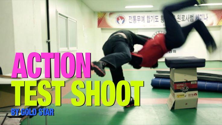 Fight Scene : Action Test Shoot for Korean TV Drama