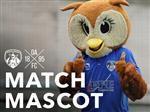 MATCH MASCOTS: Oldham Athletic v Crewe Alexandra