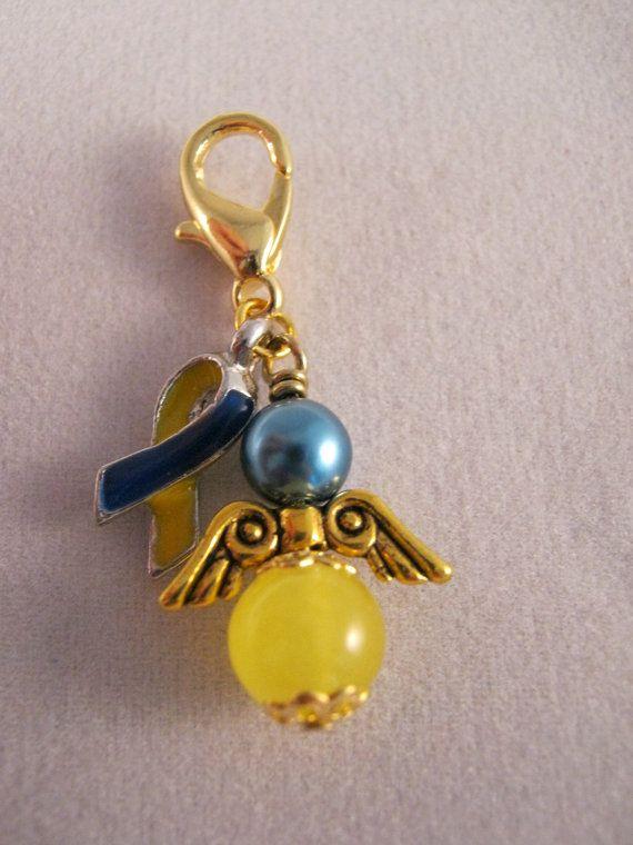 down syndrome key chain. love!