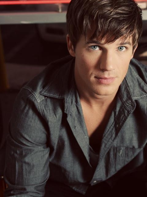 Matt Lanter...not only his from 90210 but voices anakin from Star Wars the clone wars !!!
