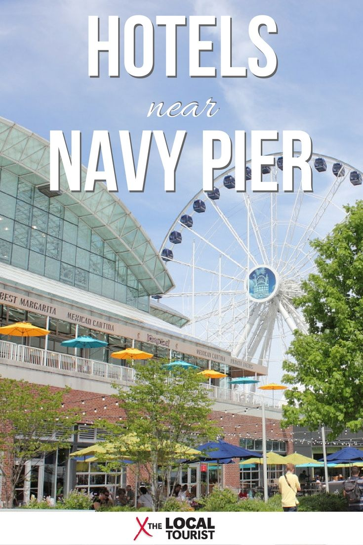 Chicago Hotels Near Navy Pier Chicago Hotels Us Travel