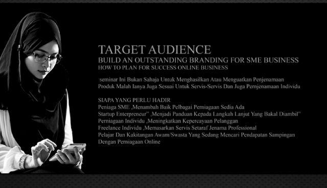 Seminar Strategi Penjenamaan dan Pemasaran Internet