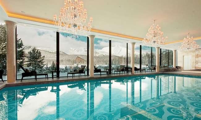 Grand Hotel Kempinski*****, High Tatras, #Slovakia