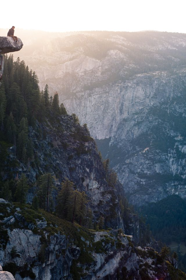 Desserts for Breakfast: Postcards: May in Yosemite