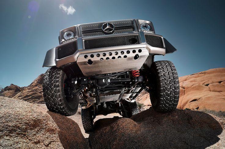 Mercedes G63 AMG 6X6 AW  $457,000