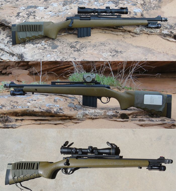 HPG Practical Rifle - Firearms and Skills - Hill People Gear