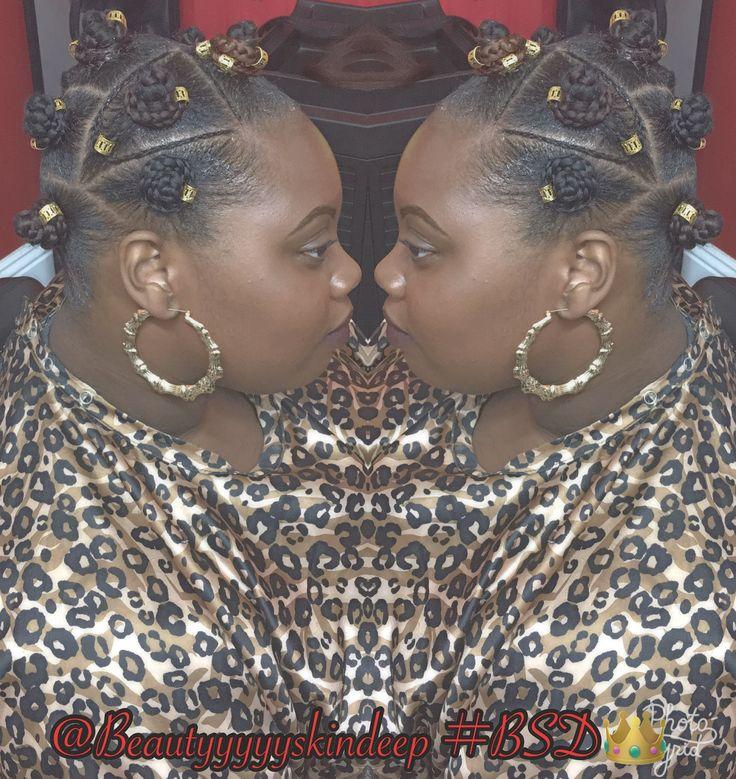 #Hairbybsd #BSD👑 @Beautyyyyyskindeep  Ig Beautyyyyyskindeep #bantuknots #bantu #knots #bsdbantuknots #protectivestyles
