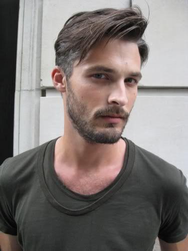 Ben Hill - Fashion Model