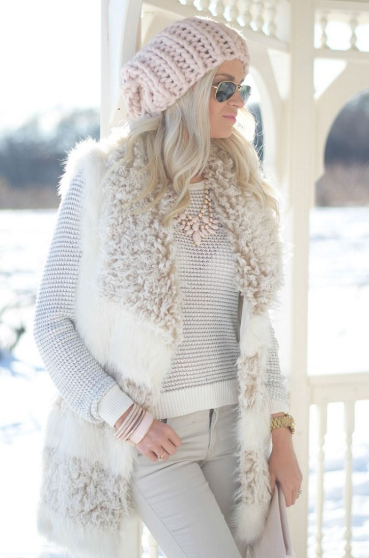 Winter White with @hmusa