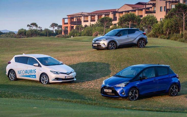 Toyota Hybrid 2017