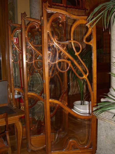 Modern Style in Italy - Architecture - Sicily - Palermo - Il Grand Hotel Villa Igiea a Palermo