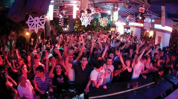 Go clubbing at 'La Grotta' in Gozo