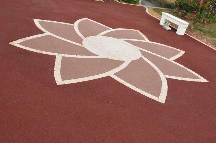 Les 25 meilleures id es concernant daniel moquet sur for Rosace sol exterieur
