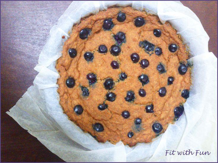 Cranberries Chickpeas Vegan Gluten Free Healthy Pancake  Torta Pancake ai Ceci e Mirtilli Vegana e Senza Glutine   Con soli 5 ingredienti e con zuccheri naturali. A prova di intolleranze! Seguimi su tutti i miei canali: ↓↓↓ FB: https://www.facebook.com/fitwithfunitaly/ Instagram: @fitwithfunitaly/ Twitter: @Fit_With_Fun #torta #pancake #banana #ceci #mirtilli #almond #peanutbutter #vegan #glutenfree