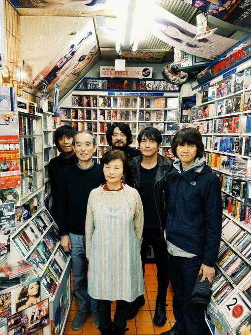 I ❤︎ CD Shops! 第四弾 赤羽