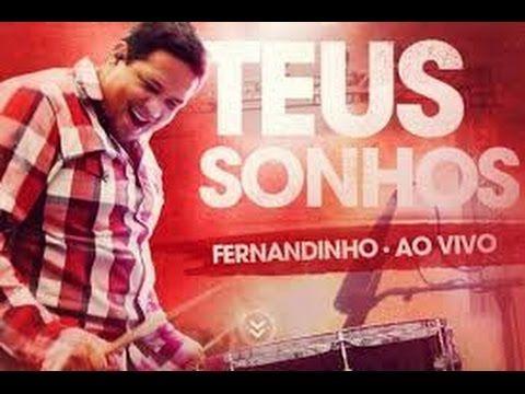 Fernandinho   Eu nasci para Te Adorar