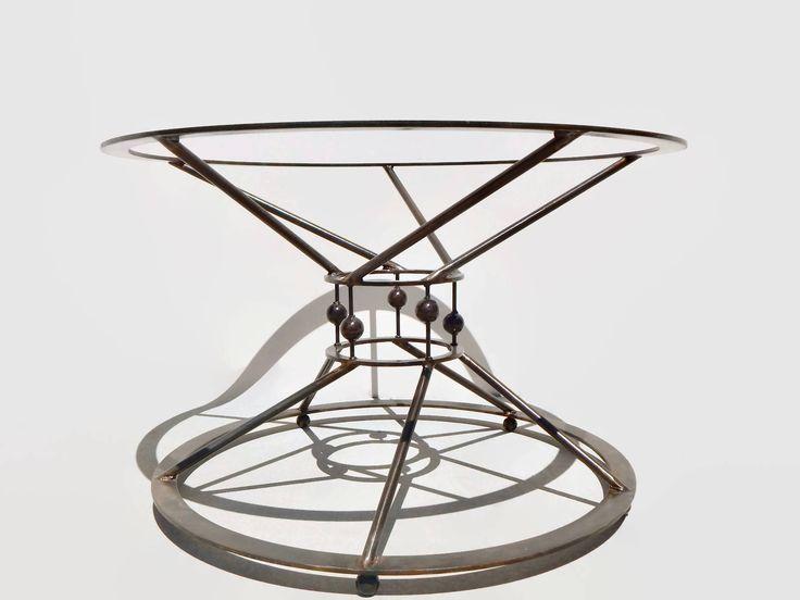 Pedestal Table Base Luxe Mastercraft Brass Pedestal Table Base