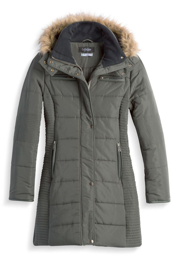 Stitch Fix Puffer Coat