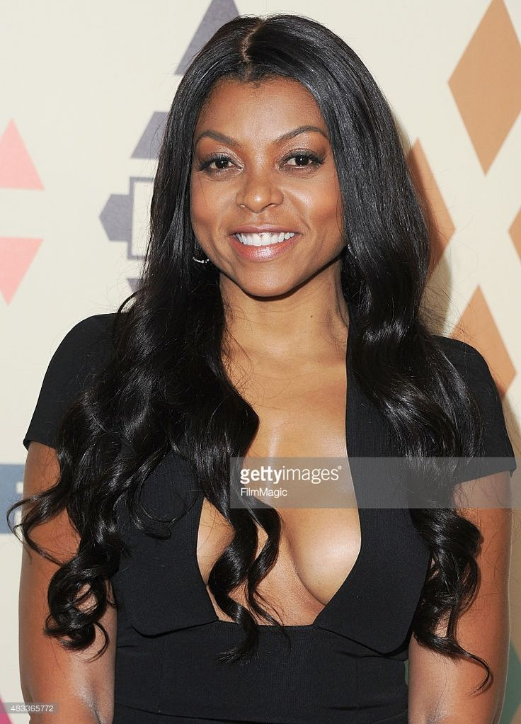 Actress Taraji P. Henson arrives at the 2015 Summer TCA Tour FOX All-Star Party at Soho House on August 6, 2015 in West Hollywood, California.