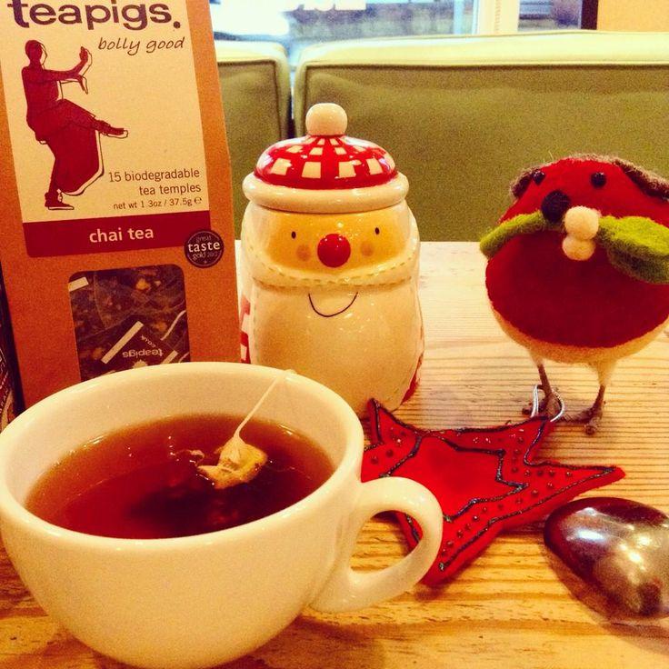 So festive at the Gooseberry Bush cafe