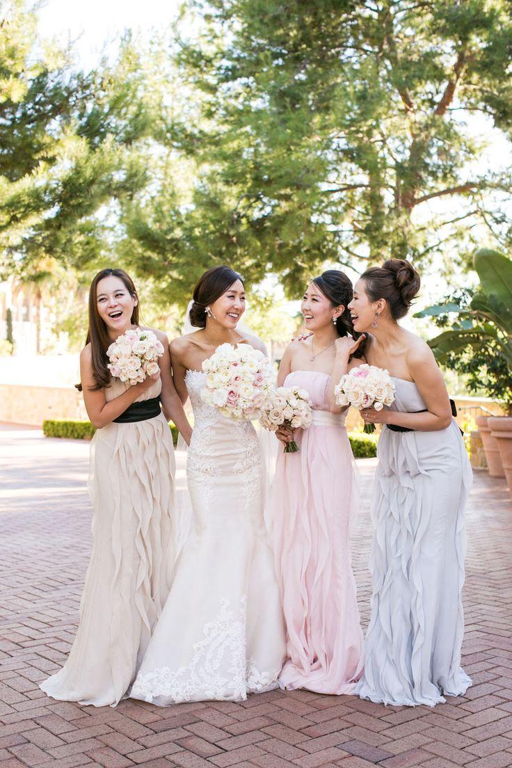 48 best ladies of honor bridesmaids images on pinterest samuel lippke studios bridesmaids bridesmaids dresses pastel colors bride wedding dress ombrellifo Choice Image