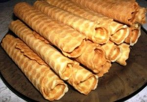 Rouleaux Wafer