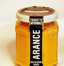 Confettura di arance. 250g per 3,90€ http://www.tuttafrutta.it/store.php?S=1
