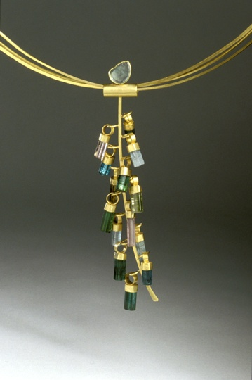 Necklace by Daphne Krinos