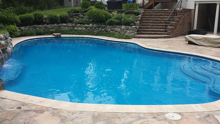 Super Blue Diamond Brite Pool Swimming Pools Pinterest