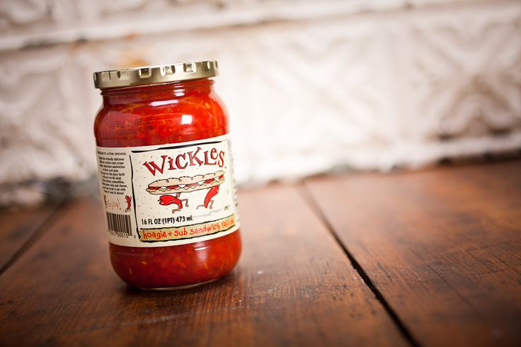 Giggles for Wickles Hoagie and Sub Relish $4.95 - Yummy on a turkey or ham sammich too, I bet!!!