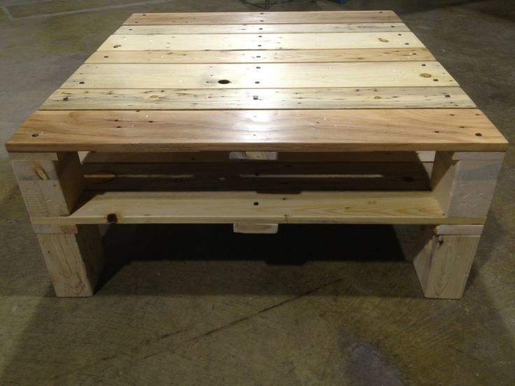 The Completed Coffee Table 30 X 32 Learn How To Turn