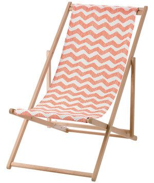 This classic design collapses completely flat so you can easily store it away when beach season (sadly) comes to an end. Available in three colors.
