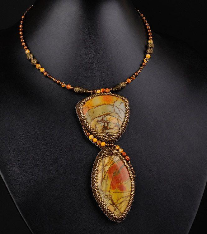 Best bead embroidery jewelry ideas on pinterest