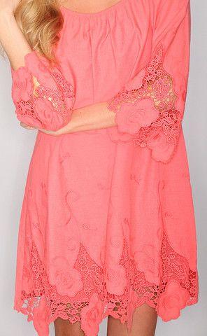 mid summers dream crochet dress