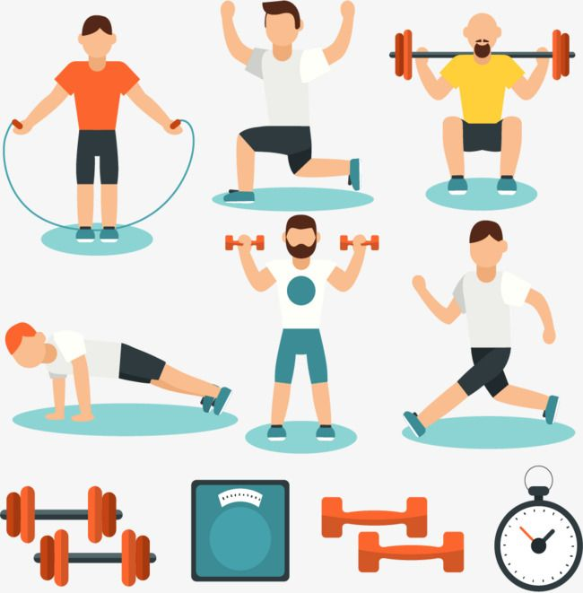 Men Training Exercise Creative Male Health Fitness Png Transparent Clipart Image And Psd File For Free Download Fitness Training Exercise English Word Book