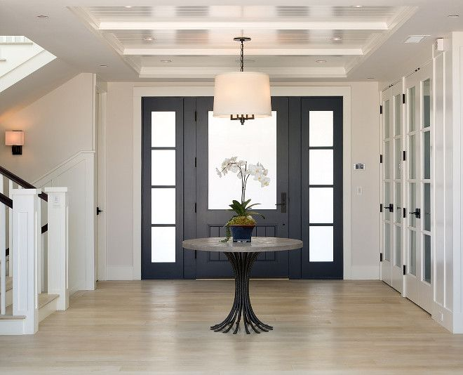 Best 20 foyer design ideas on pinterest foyer ideas foyers and entrance foyer - Restoration hardware entry table ...