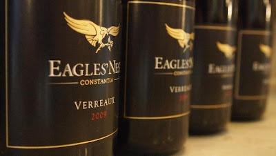 Eagles' Nest Merlot!