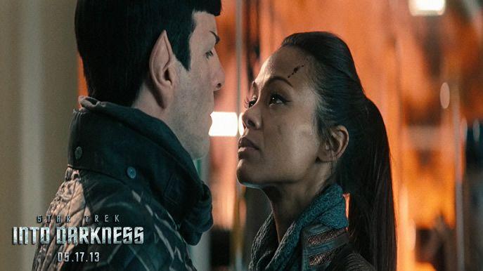 Star Trek Into Darkness open 84 million in the U.S